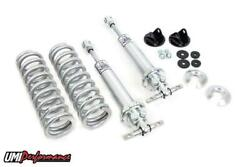Umi 93-02 Camaro Front Coilovers Double Adjustable Bearing Mount 350