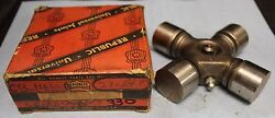 Vintage Nos Republic Universal Joint Cb1410a 330 1950s Ford Gm Chevy Trucks 259