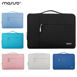 Mosiso Laptop Bag for Macbook Air Pro 13 15 Briefcase Notebook 11quot; 13.3quot; 15.6quot; $17.99