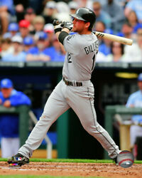 Mlb Baseball Conor Gillaspie Chicago White Sox Framed Photo Picture Print 2282