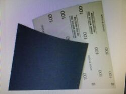 Sand Paper Sheets Fit American Rental 8x20 Va10 24 50 Sheets Per Package