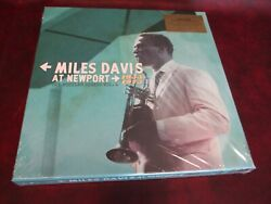 MILES DAVIS LIMITED EDITION AUDIOPHILE BOX SETS BITCHES KIND OF BLUE