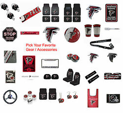Brand New Nfl Atlanta Falcons Pick Your Gear / Accessories Official Licensed