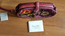 Christian Dior Crocodile Bag Clutch Evening Bag NEW WITH TAG LIMITED EDITION