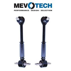 For Acura Honda NEW Pair Set of 2 Rear Adjustable Lateral Arms & Ball Joints