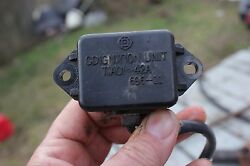 1990 And039s 6 Hp Yamaha 2 Stroke Outboard Engine Ecu Electronic Control Unit Brain