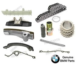 For Bmw E30 M3 88-91 Complete Timing Chain Kit W/ Rails Slide Rails And Tensioner