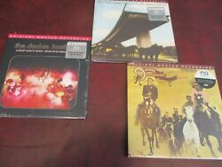 Doobie Brothers Audiophile Edition Mfsl Sacd Hybrid Set Captain And Me And Stampede