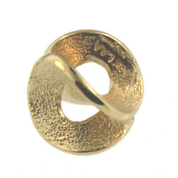 Authentic Trollbeads 18k Gold 21245 Endless, Gold 0