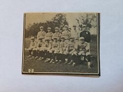 Castle Heights Military Academy Lebanon Tennessee 1922 Baseball Team Picture