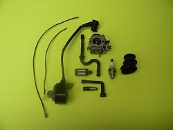 Ignition Coil Carburetor Tune Kit For Stihl Chainsaw 029 039 Ms290 Ms310 Ms390