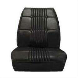 1968 Dodge Coronet 500 / R/t Front And Rear Seat Covers - Pui