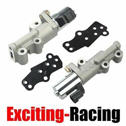 Left And Right Vvt Variable Valve Timing Control Solenoid For Nissan Infiniti