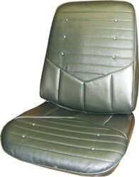 1970 Oldsmobile Cutlass S Front And Rear Seat Covers Pui