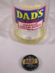 Beer Bottle Cap Dad's Old Fashioned Root Beer, Cream Soda Chicago Since 1937