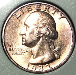1932-s 25c - Washington Quarter