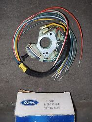Nos 1970 Ford Mustang Turn Signal Switch Tilt Steering
