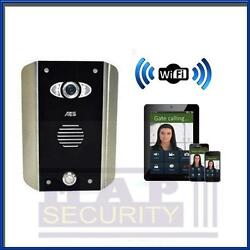 3g/wifi Door Aes Door Entry System With Camera Panel And Phone Streaming - Wifi-ab