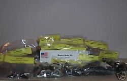 1963 1965 Ford Engine Bolt Kit 427 Motor With Lock Tabs