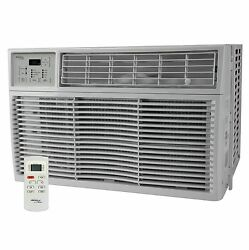 SoleusAir 8000 BTU 10.8 EER 115V Window Mount Air Conditioner AC Unit w Remote