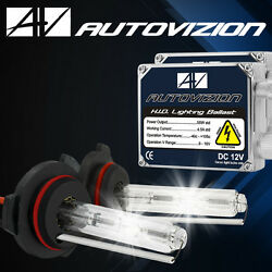 2x 55W HID Xenon Conversion Kit Replacement H1 H3 H7 9006 9005 H4 90049007 H13