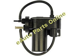 Elec Vacuum Pump - Hvac And 4wd Sys99-07 F Series Super Duty And Excursion Diesel