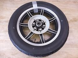 1978 Yamaha Xs1100 Xs 1100 Eleven Xs11 Y651and039 Rear Wheel Rim 16in