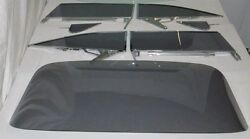 1961 Chevy Impala 2 Door Bubble Hardtop Assembled Sides And Rear Back Glass Grey