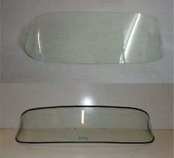 1953-54 Chevrolet 2 And 4 Door Sedan 150 210 240 Clear Windshield And Back Glass