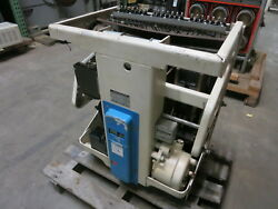 General Electric Ak-2a-50-1 1600a Motor Operated Power Circuit Breaker Ge 1600 2