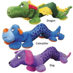 Dog Toy Shakers Rattling And Squeaking Tough Toys For Dogs Choose Size And Character