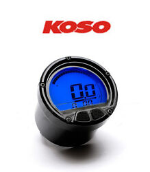 Count Tour Koso Dl-02r D5 Thermometer Scooter Motorcycle Quad Cross New