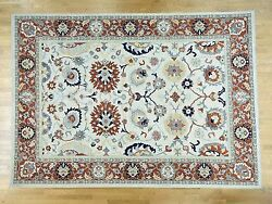 9and0391x12and0391 Peshawar Sultanabad Design Hand-knotted Pure Wool Oriental Rug R36814