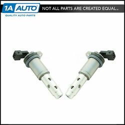 Smp Vvt207 Engine Variable Valve Timing Solenoid Direct Fit Pair For Bmw New