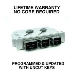 Engine Computer Programmed With Keys 2005 Grand Marquis Police 5w7a-12a650-la