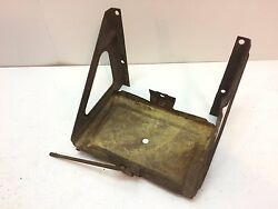 Plymouth Coupe Battery Tray 1946-1948