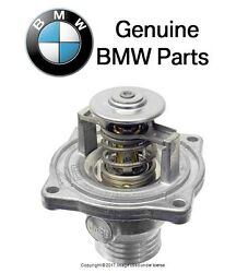 For Bmw E31 840ci Thermostat W/ Housing And O-ring 95 Degree C Genuine