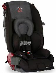 Diono Radian R120 Convertible + Booster Folding Child Safety Car Seat Twilight