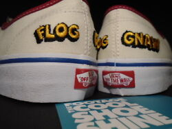 2016 Authentic Gnaw Cfg Golf Wang Off White Yellow Red Blue 8.5