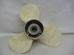 Aluminum Outboard Propeller 315 Cup For Nissan/tohatsu Outboard Motors