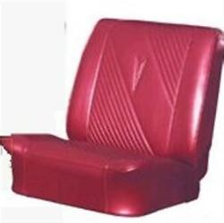 1965 Pontiac Gto / Lemans Front Buckets And Rear Seat Covers - Pui
