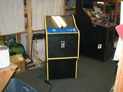 60 In One Coin Operated Arcade Game Brand New Cabinet / Updated Electronics