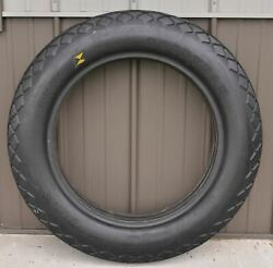 Vintage Antique 1920s 30and039s Nos Goodyear 36 X 6 Dixie Fire Truck Heavy Duty Tire