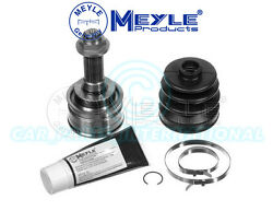 Meyle Cv Joint Kit / Drive Shaft Inc Boot And Grease No. 34-15 498 0015
