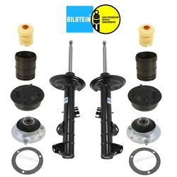 For Bmw E36 3series Set Of 2 Front Struts And Mounts And Kaps Belows And Bump Stop Kit