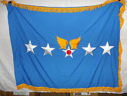 Flag570 Ww2 Us Army Air Force 4 Star General Of Air Force Hap Arnold Flag
