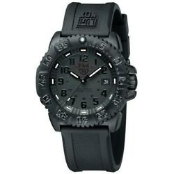 Luminox Watch Navy Seal Menand039s Swiss Colormark Blackout 3051.bo Authorized Dealer