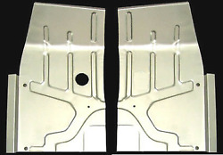 Studebaker C/k Coupe And Hawk 1953-1964 Mini Front Floor Panel Set Left And Right
