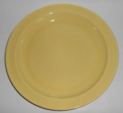 Franciscan Pottery El Patio 251 Buffet Supper Yellow Compartment Tray