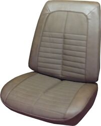 1971 Pontiac Gto / Lemans Sport Front And Rear Seat Covers - Pui